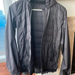 LULULEMON Spring Fling Light Down Jacket - 6 Black